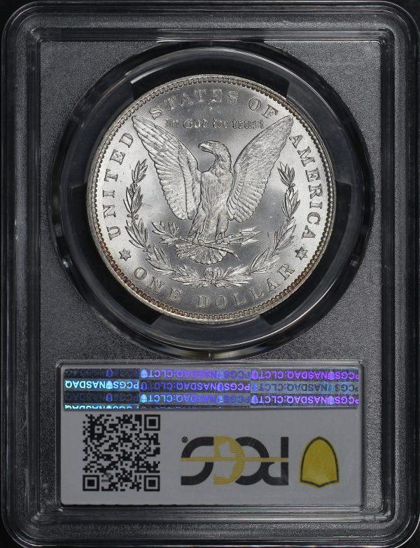 Reverse of this 1888 Morgan Dollar PCGS MS-64