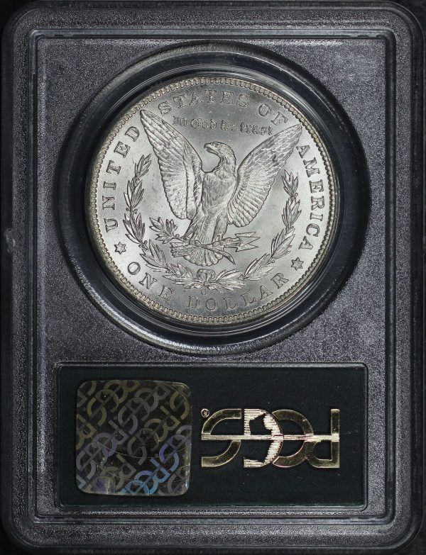 Reverse of this 1898-O Morgan Dollar PCGS MS-64