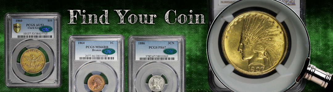 Find your new coin today