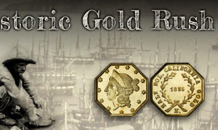 Historic Gold Rush Coins
